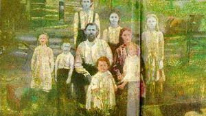 BLUE-SKINNED FAMILY