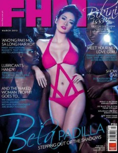 Bela-Padilla-FHM-phillipines-racist-cover