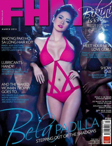 FHM recalls March issue 'racist' cover, gets international attention