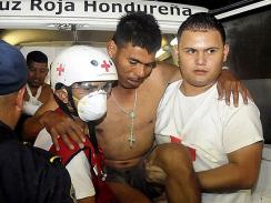 HONDURAS FIRE