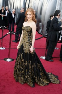 Jessica-Chastain-Oscars