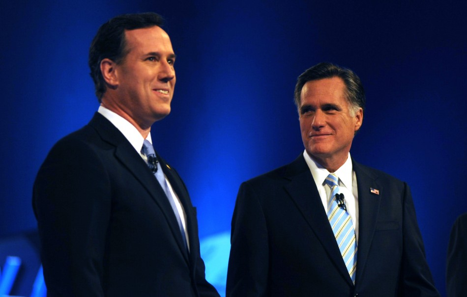 MICHIGAN PRIMARY VOTING: Close Battle between Romney and Santorum