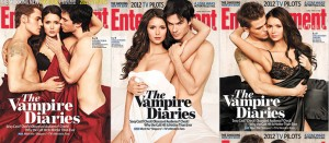 TVD Entertainment Weekly