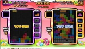 Facebook Tetris