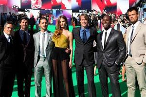 Transformers 3 Cast