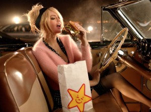 kate upton carls jr
