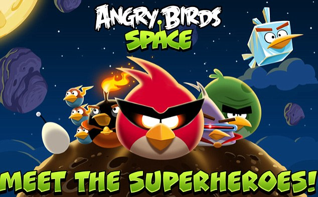 """Angry Birds Space"" blast off today, Angry Birds Space Video"
