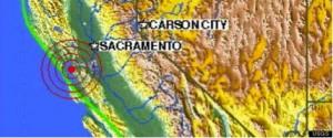 Back-to-back Earthquakes hit San Francisco