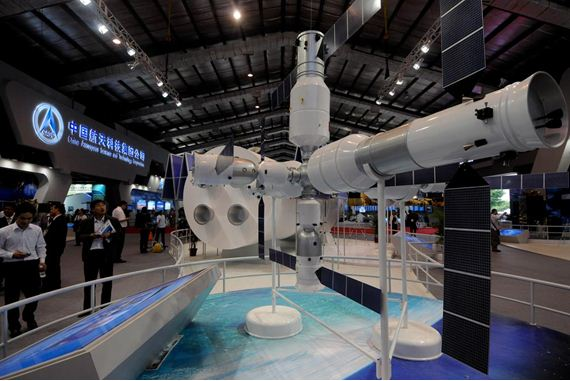 China Space Plan, 100 satellites to launch from 2011-2015