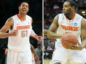 NCAA Tournament 2012: Syracuse star Fab Melo barred for NCAA tournament