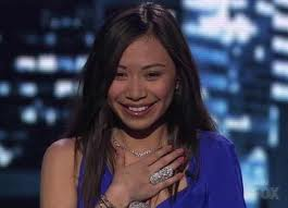 Jessica Sanchez gets first criticism from American idol