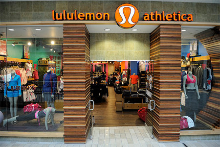 Lululemon crossed $1 billion revenue