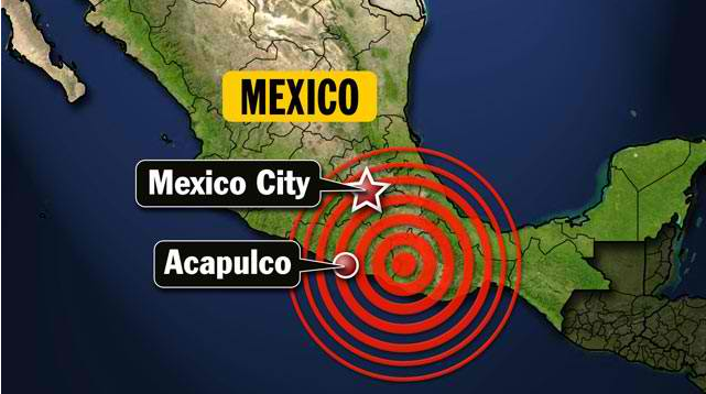7.4 magnitude quake hits Mexico, homes damaged