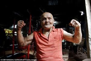 Manohar Aich 100th birthday