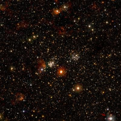 Milky Way Photo captures billion stars