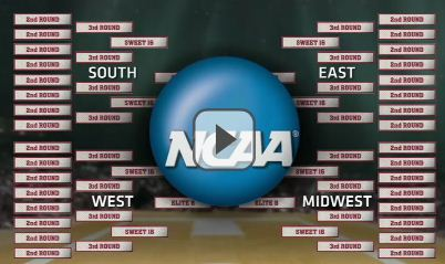 NCAA Tournament 2012: Games schedule for West Region
