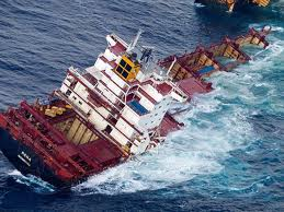 New Zealand biggest sea oil-spill disaster