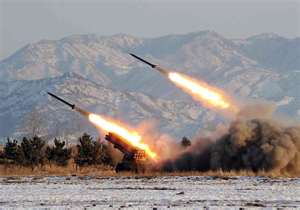 North Korea directs missiles