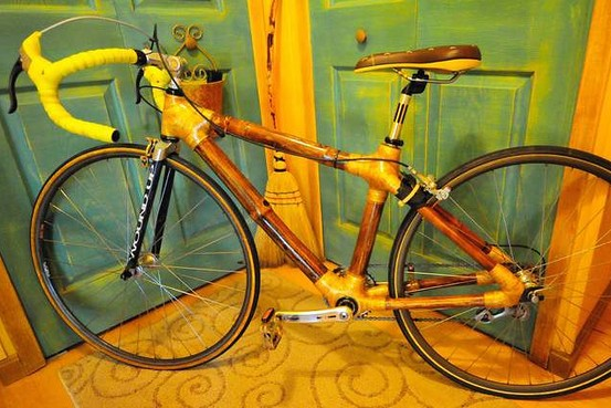 Eco-Friendly Bike: Philippine bamboo bike hits market and create employment opportunities