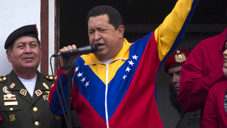 President Hugo Chavez energetic come-back after surgery