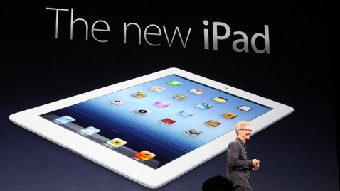 Apple's New iPad: Coming March 16th, the New iPad (Video and Photos)