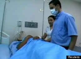 10-year-old gives birth in Colombia