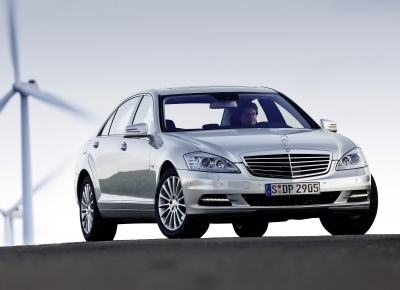 2012 World Green Car of the Year MERCEDES BENZ 250 CDI