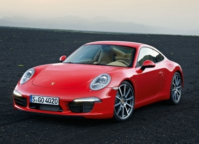 2012 World Performance Car of the Year Porsche 911