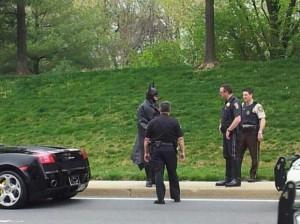 Batman Lenny B. Robinson