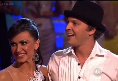 Dancing With The Stars 2012 Week 5 Elimination Result: Gavin DeGraw eliminated (Video)