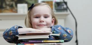 4-year-old genius girl Heidi Hankins has 159 IQ, a point beneath IQ of Albert Einstein