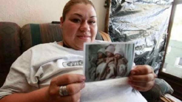 Mexican woman Karla Vanessa Perez pregnant with nine babies