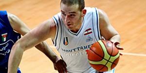 Mohammad El Akkari scores 113