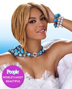 People Magazine's 'Most Beautiful Woman' of 2012