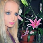Real Life Human Barbie Doll Valeria Lukyanova