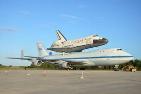 Space Shuttle Discovery makes its final voyage to museum