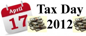 Tax Day 2012