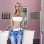 The Real Life Ukrainian Barbie Doll Valeria Lukyanova