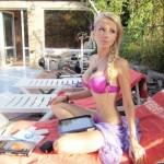Valeria Lukyanova Ukrainian Human Barbie Doll