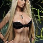 Valeria Lukyanova Ukrainian Human Barbie Doll Images