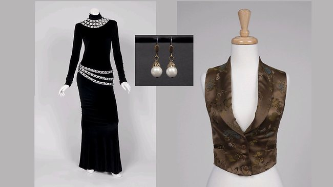 Whitney Houston clothes for auction