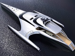 World's Most Amazing Superyacht: $15 million futuristic superyacht unveiled in China (Photo)