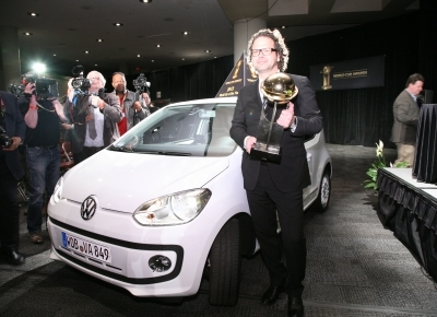 2012 World Car of the Year Volkswagen Up
