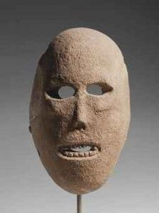 9,000-Year-Old Mask up for auction at Christie's