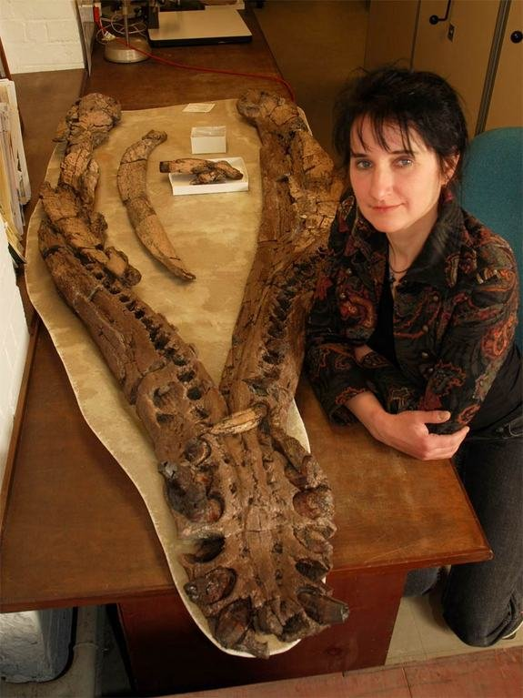 Ancient 'Loch Ness Monster' suffered from arthritis in jaw