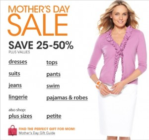Macys Mother's Day Sale