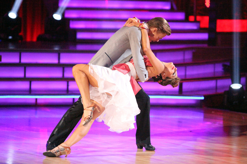 Dancing With The Stars 2012 Elimination Result: Maria Menounos Eliminated