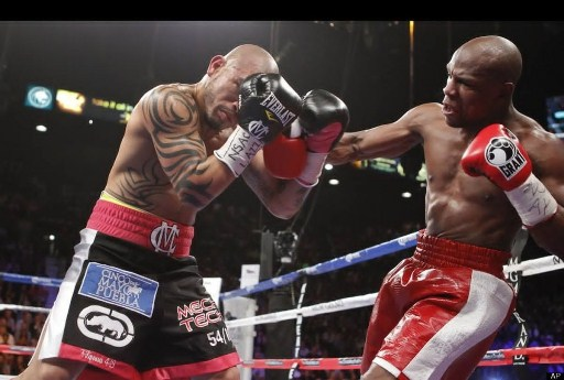 Mayweather vs Cotto Results Mayweather wins unanimous decision over Cotto