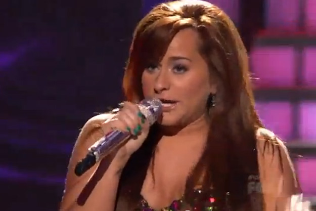 American Idol 2012 Top 5 Elimination Result: Skylar Laine eliminated
