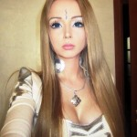 Valeria Lukyanova the real-life ukrainian barbie doll